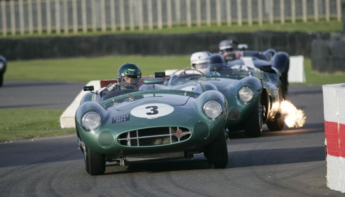 Top 10 iconics cars at the Goodwood Revival 2014