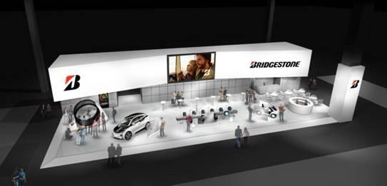 Bridgestone al Paris Motor Show