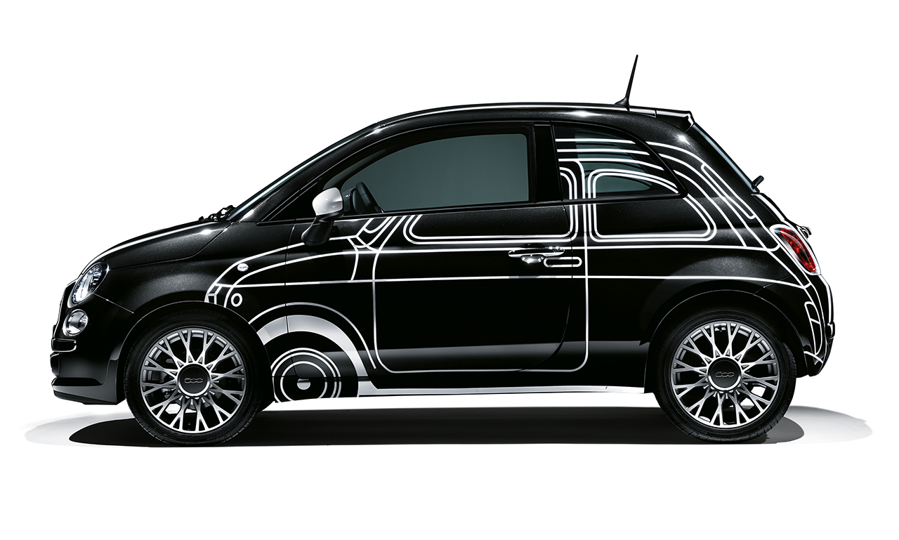 "Fiat 500 Couture: l'iconico modello diventa ""tailor-made"""