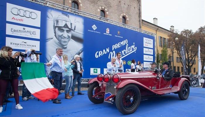 Gran Premio Nuvolari: al via ieri la 28° edizione