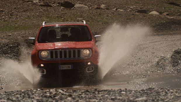 Jeep: l'anima della nuova Renegade in un sensazionale spot