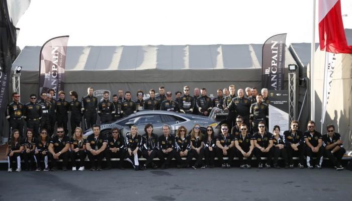 Huracán e Gallardo Super Trofeo ripartiranno da Monza