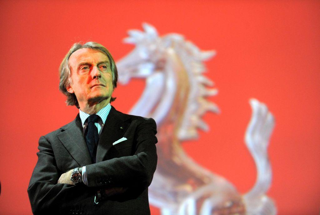 Dichiarazione del Presidente della Ferrari Luca di Montezemolo