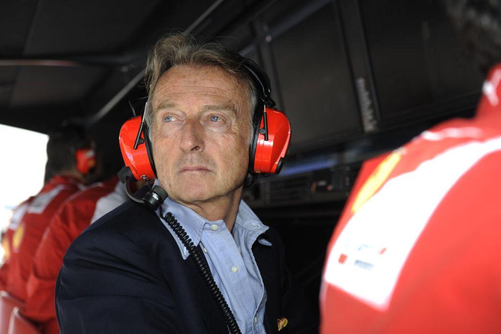 Montezemolo lascia Ferrari, AD di Fiat Sergio Marchionne nuovo Presidente