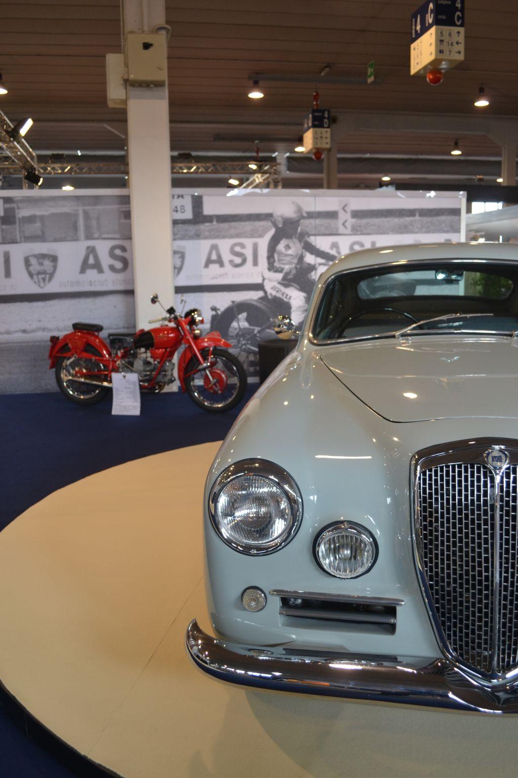 Auto e moto d'epoca: ASI partecipa alla 30° edizione del salone italiano dedicato al motorismo storico