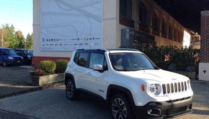 Test-Drive Jeep Renegade: evoluzione della specie.