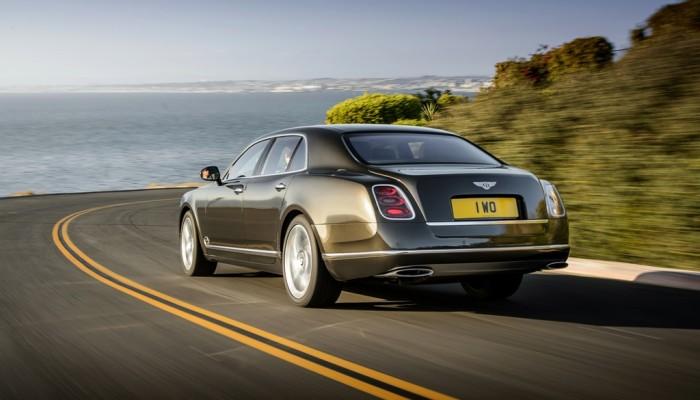 Nuova Mulsanne Speed: esperienza di guida extra lusso più veloce del mondo firmata Bentley
