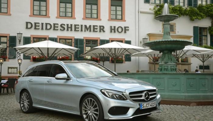 Nuova Mercedes-Benz Classe C Station Wagon: tutte le immagini ufficiali