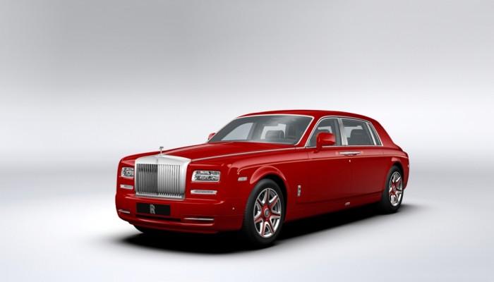 Il magnate del lusso Stephen Hung ha acquistato la più grande flotta del mondo di Rolls-Royce Phantom