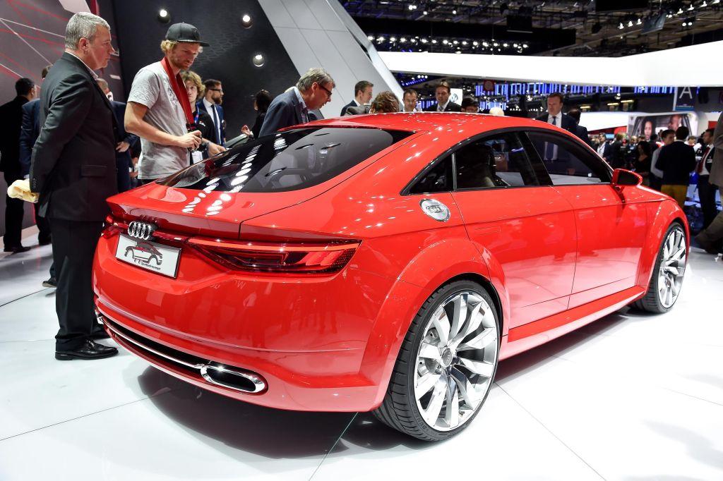 Audi TT Sportback 5
