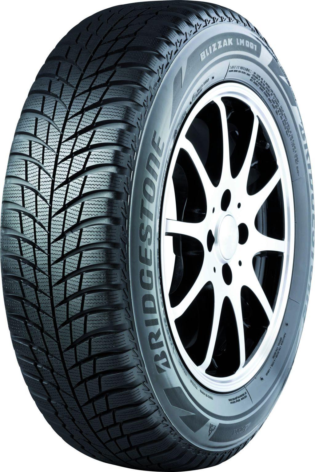 Bridgestone lancia la nuova generazione di pneumatici invernali Blizzak LM001