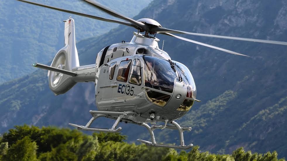 L'EC135 T3/P3 di Airbus Helicopters riceve la certificazione EASA