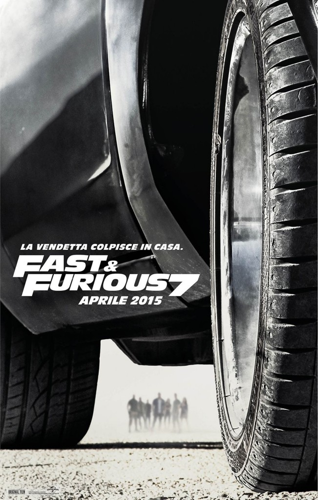 Fast and Furious 7 il nuovo film di James Wan