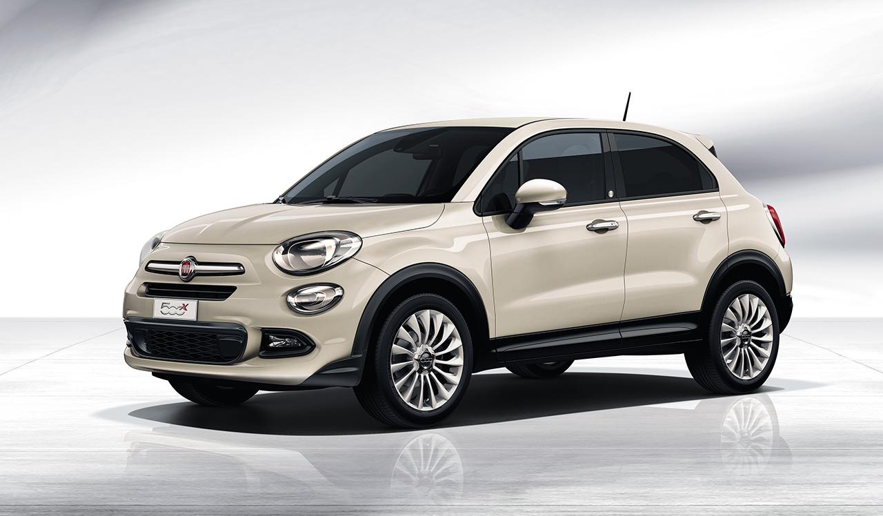 Fiat 500X Opening Edition un'esclusiva per 2.000 clienti 1
