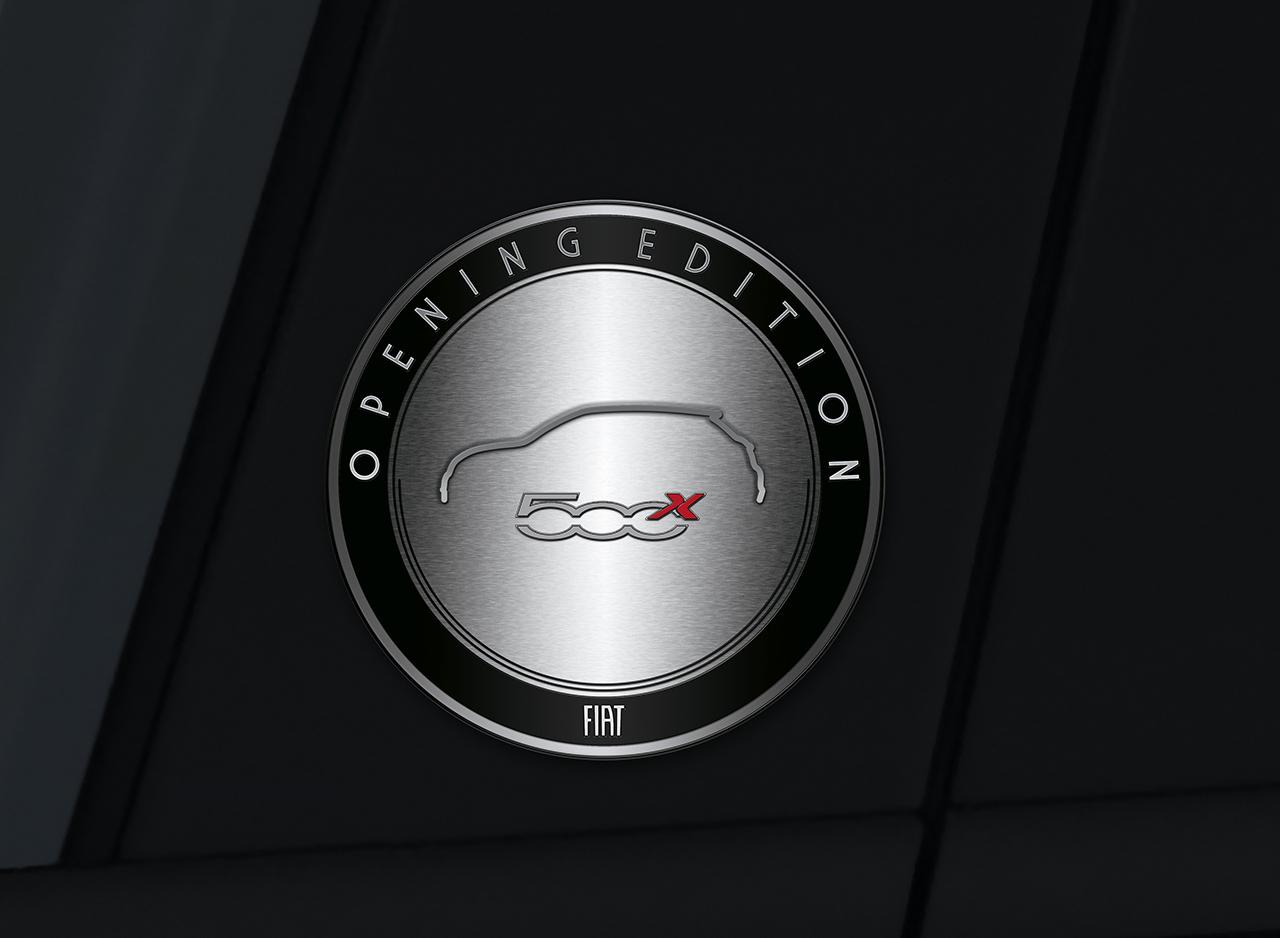 Fiat 500X Opening Edition un'esclusiva per 2.000 clienti 2