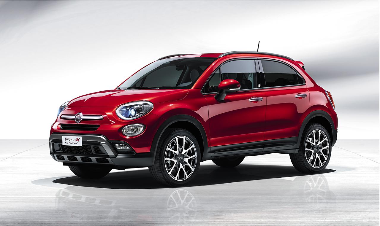 """Fiat 500X """"Opening Edition"""": un'esclusiva per 2.000 clienti. Prezzi da 21.900 euro"""