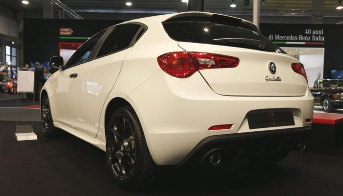 """Alfa Romeo Giulietta Sprint: omaggio allo """"Spirito Alfa"""""""