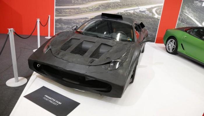 """Ferrari ad Auto e Moto d'Epoca: le immagini live dei """"mulotipi"""""""
