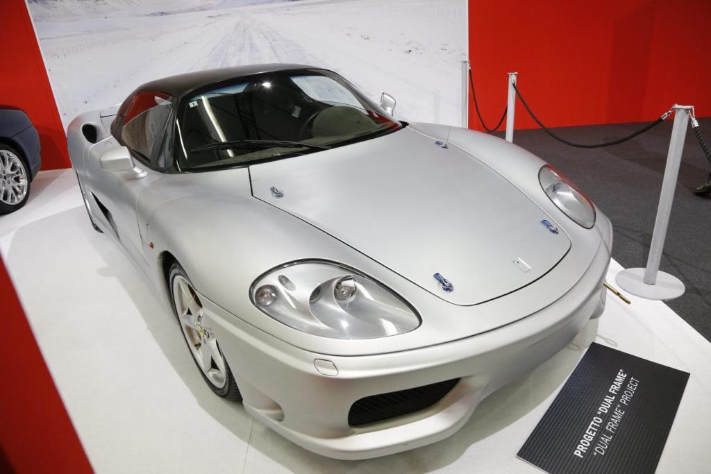 Mulotipo Ferrari 07