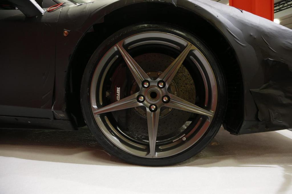 Mulotipo Ferrari 08