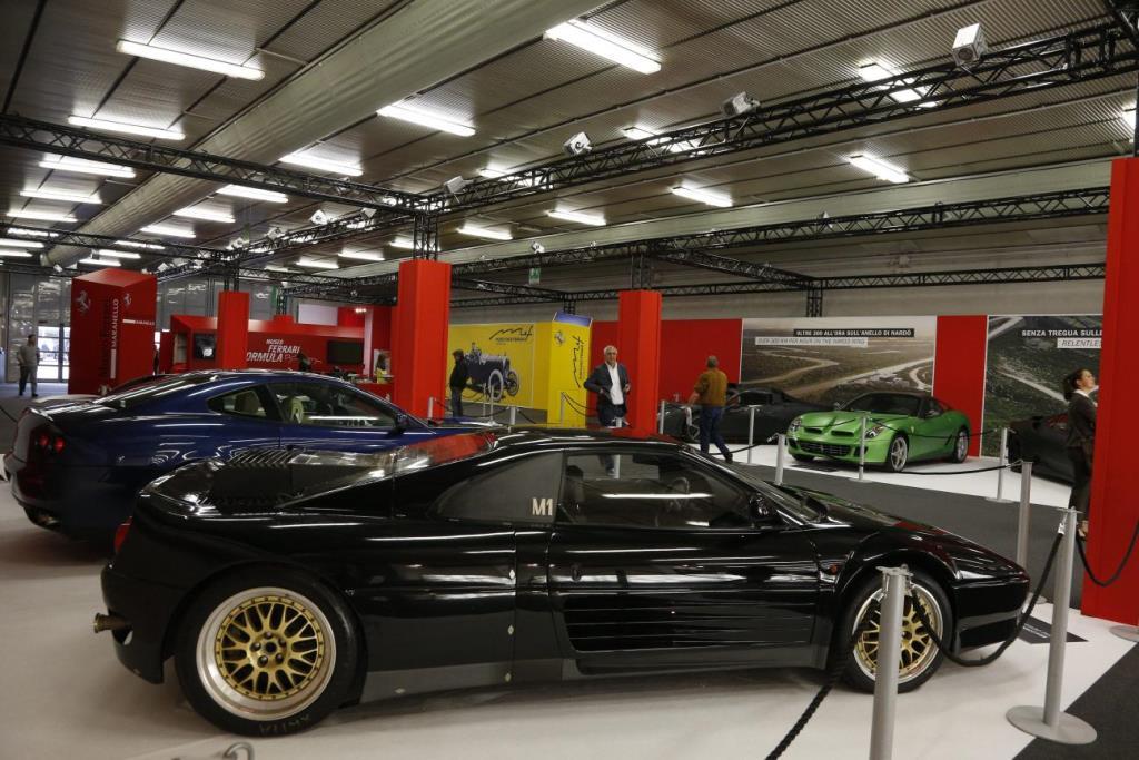 Mulotipo Ferrari 10