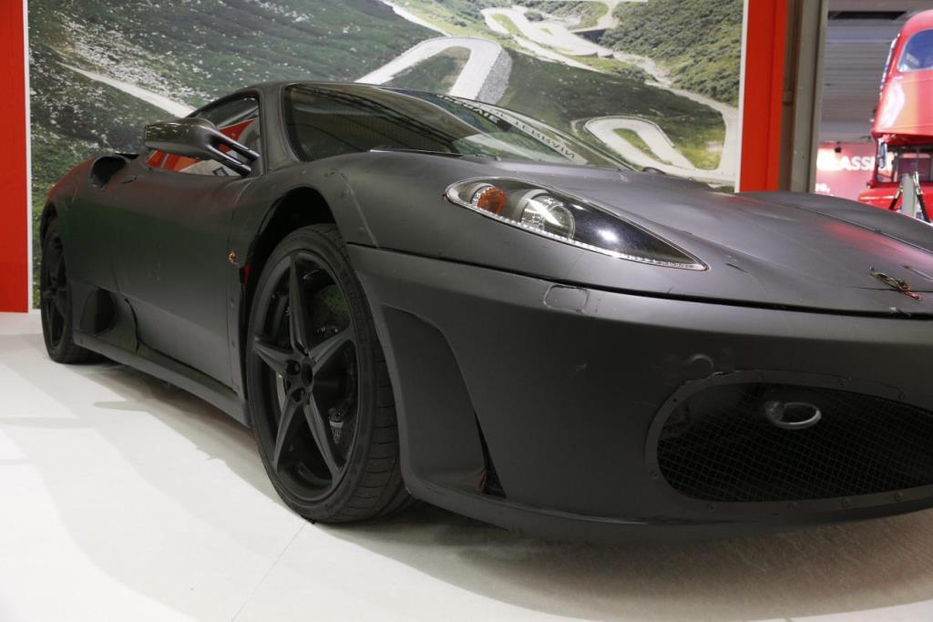 Mulotipo Ferrari 12