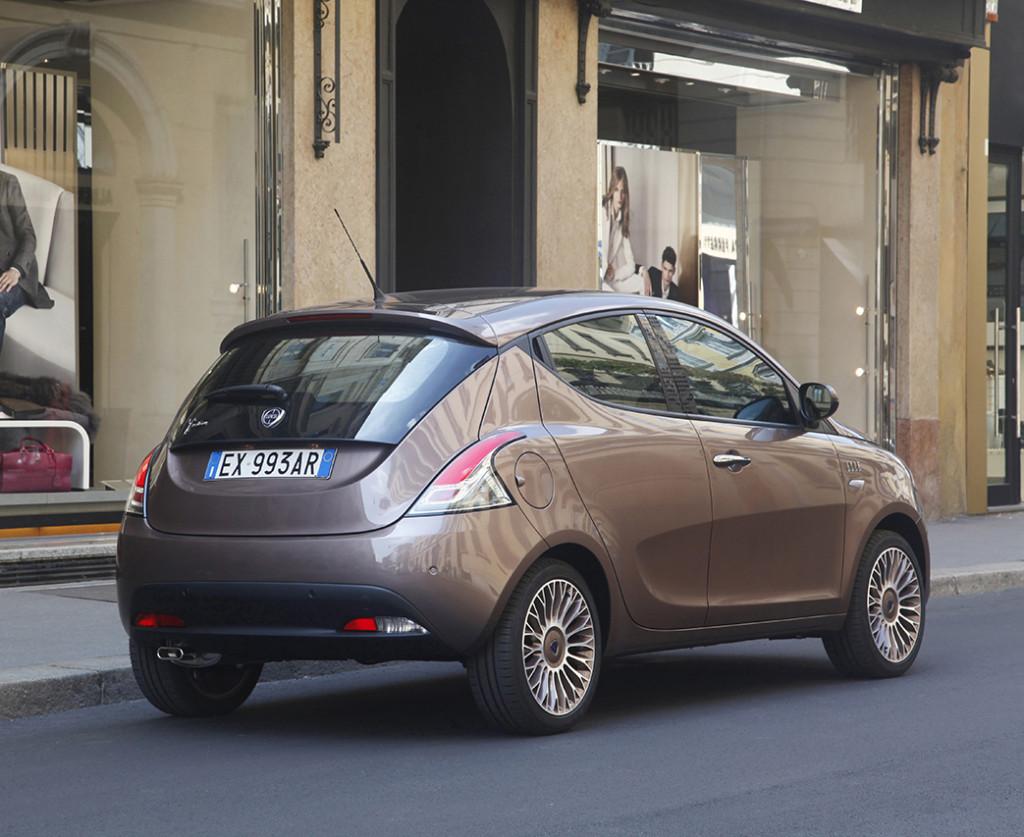 Nuova Lancia Ypsilon ELLE parfaite pour ELLE 2