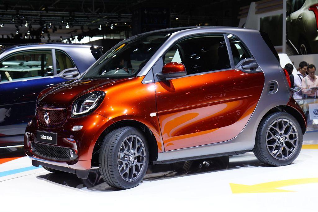 Nuova smart fortwo prezzi da 12.750 euro e prime consegne a novembre 2014 2