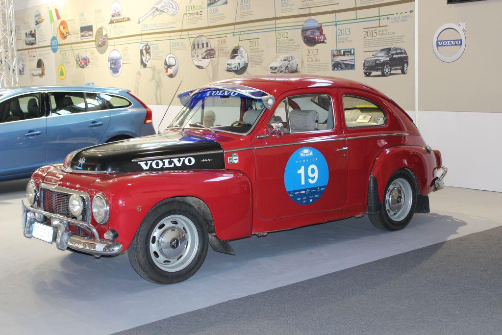 Volvo ad Auto e Moto d'Epoca 1