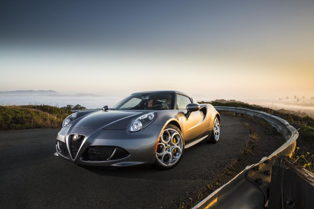 "Alfa Romeo 4C is the ""Best Performance and Luxury Car to Buy"""