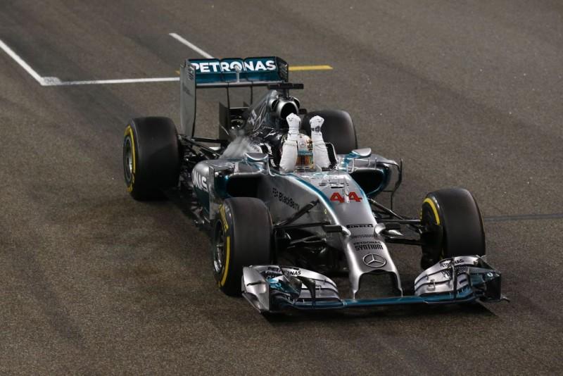 F1: Hamilton atto II°