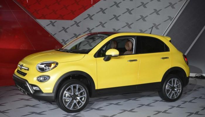 Fiat 500X: ecco dove scoprirla dal vivo, si parte da Palermo!