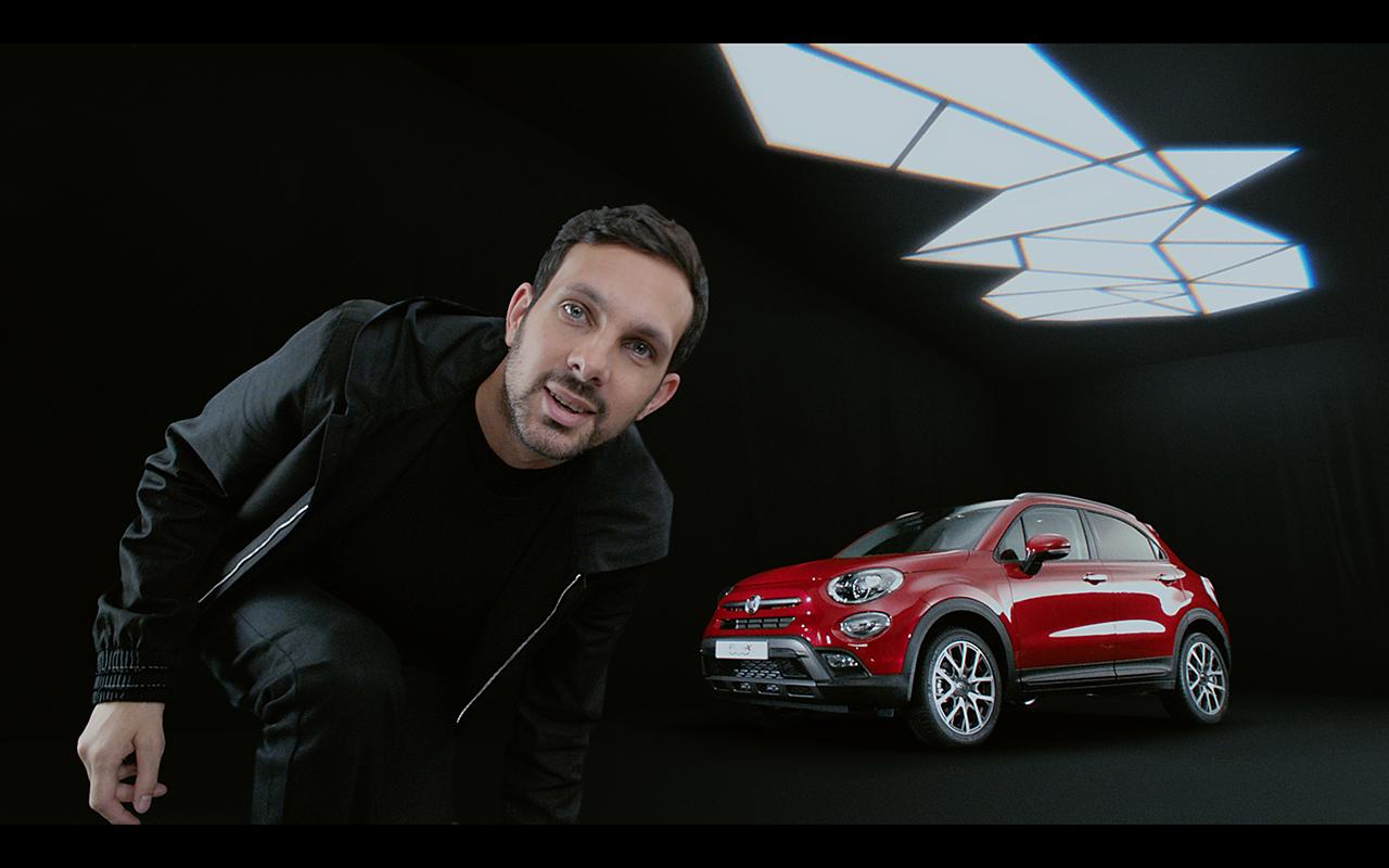 The Power of X: Fiat 500X e Dynamo in uno straordinario viaggio interattivo