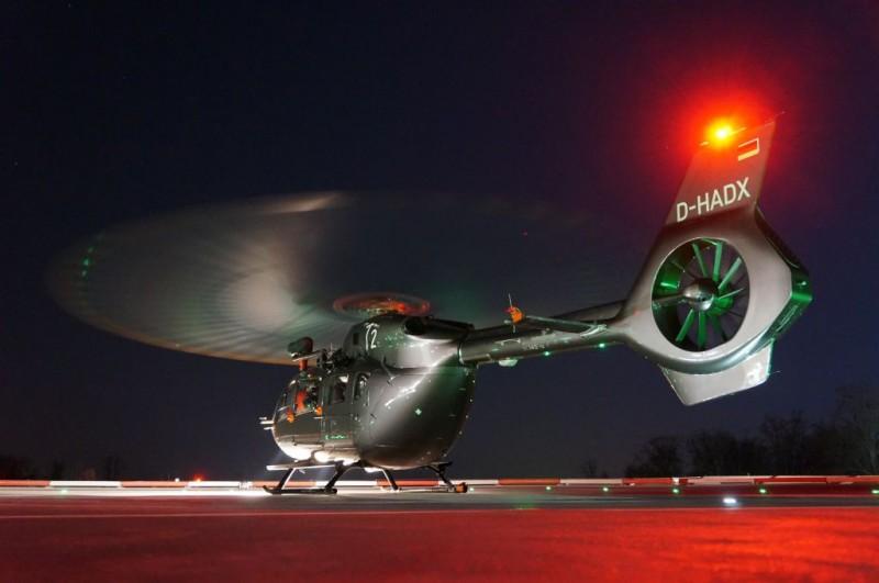 EC145 T2 di Airbus Helicopters: il più moderno elicottero al mondo per la polizia