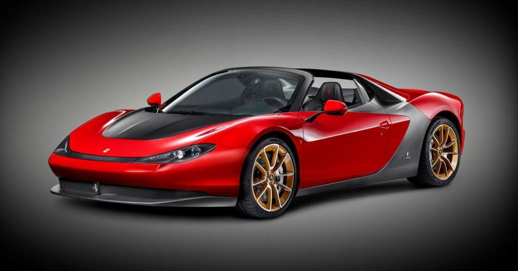 Ferrari Sergio: roadster in serie limitata di soli 6 esemplari