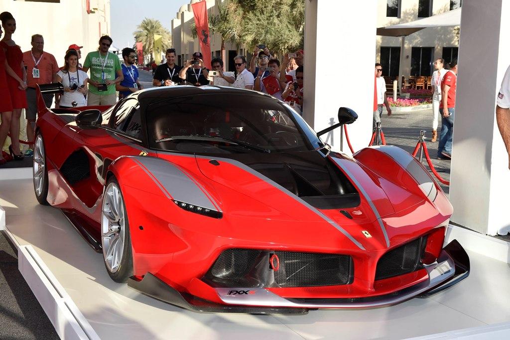 Ferrari Show Abu Dhabi - Finali Mondiali 2014 052
