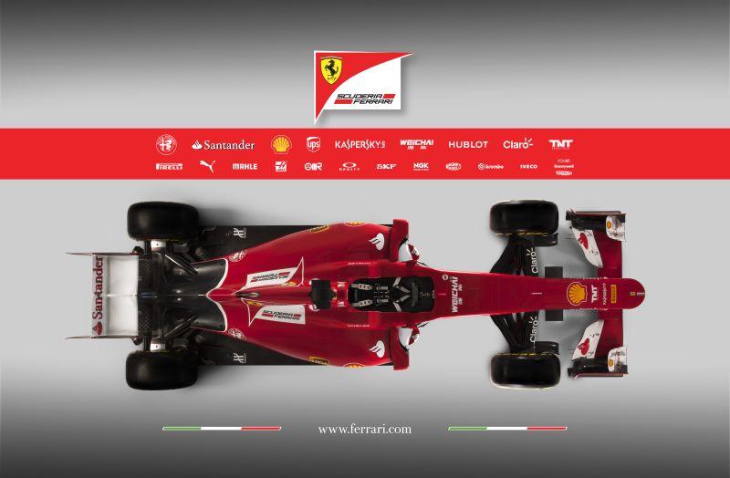 Ferrari SF15-T: descrizione tecnica