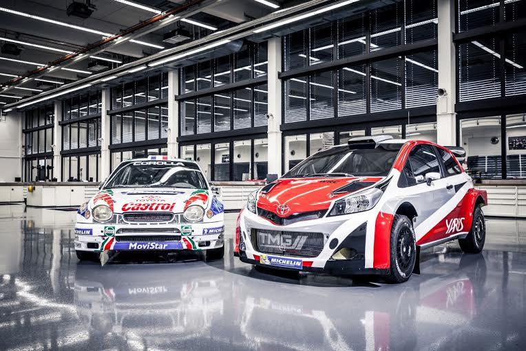 Il ritorno di TOYOTA nel WRC: dalla Celica Twincam Turbo alla Yaris WRC passando per la Corolla