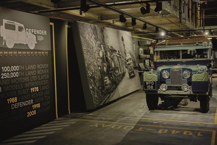 Land Rover ripercorre la sua storia: il Defender dal 1948 ad oggi