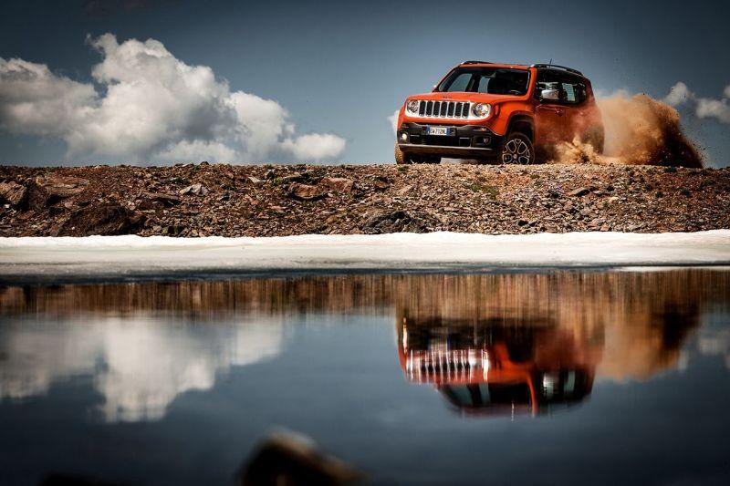 Le vendite di veicoli Jeep superano il milione di unità
