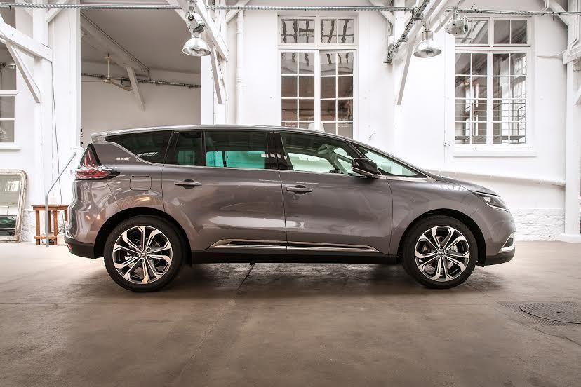 Nuovo Renault Espace: gamma e prezzi di listino