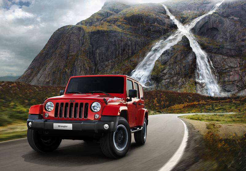 Wrangler X, la nuova personalizzazione dell'icona Jeep 3
