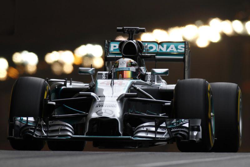 2014 Monaco Grand Prix - Race