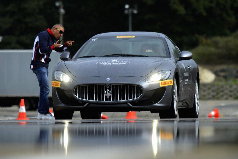 Al via i Master Maserati 2015 presso il circuito di Varano De' Melegari 3