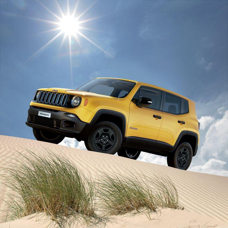 Jeep Renegade 2.0 Multijet II 120 CV 4x4 Sport