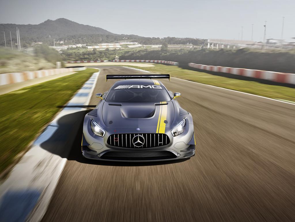 La nuova Mercedes-AMG GT3 è pronta a debuttare nelle gare FIA GT3