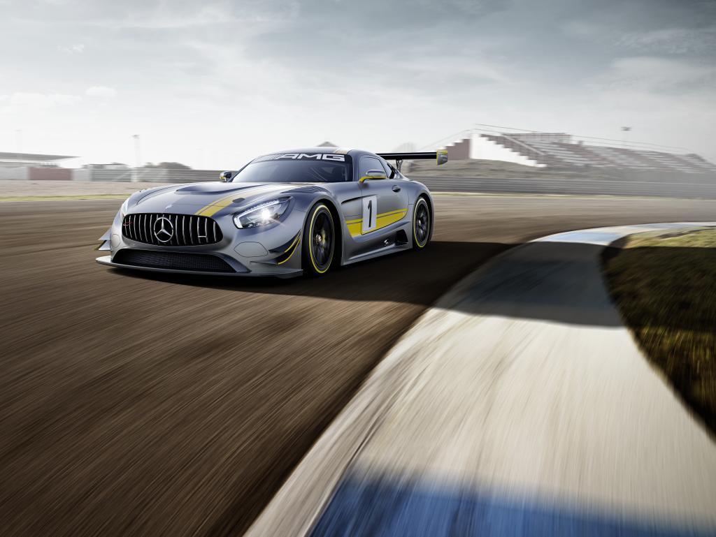 La nuova Mercedes-AMG GT3 è pronta a debuttare nelle gare FIA GT3 2
