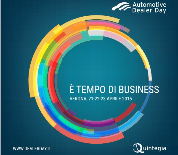 Persone e leadership ad Automotive Dealer Day 2015. A Verona dal 21 al 23 aprile passione e business!