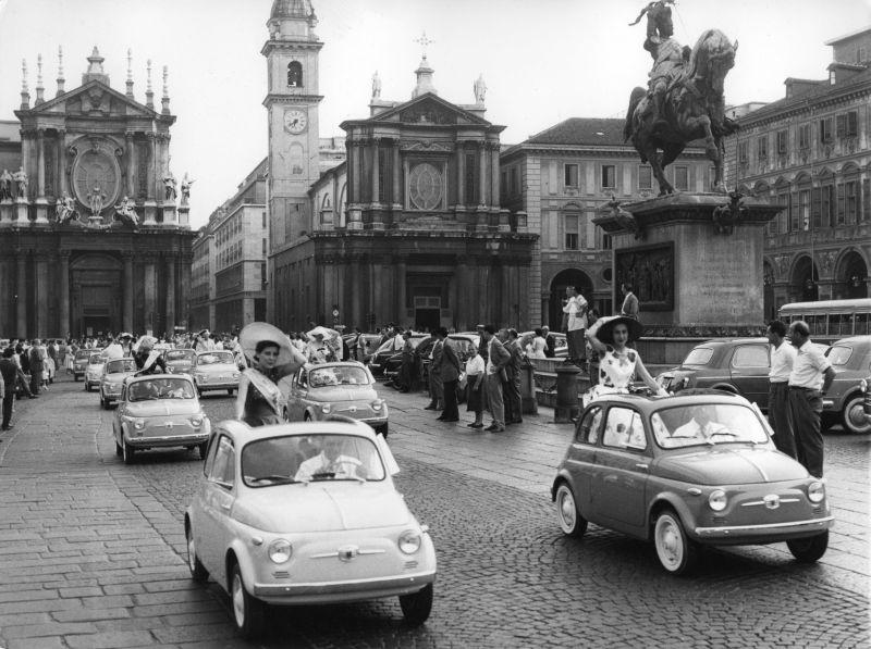 FCA protagonista di Milano AutoClassica