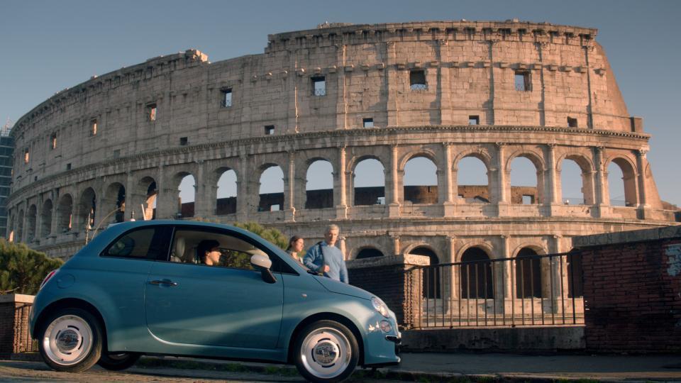 Fiat 500 Vintage '57 on air in Italia il nuovo spot dedicato alla serie speciale 1